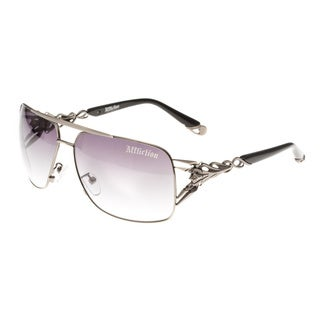 Affliction Unisex Rex Designer Sunglasses