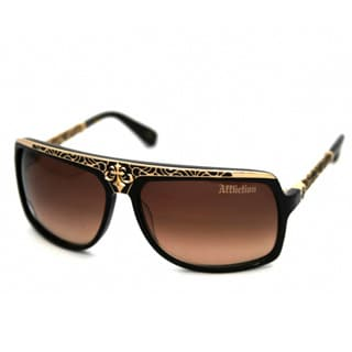 Affliction Unisex Talon Designer Sunglasses