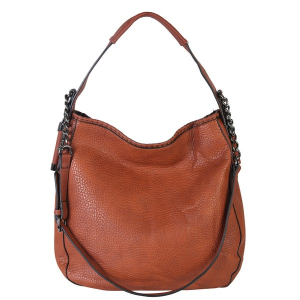 Diophy Chain Shoulder Strap Hobo Style Handbag Free