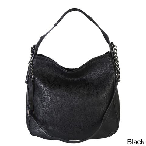 293dc98f4e9 Diophy Chain Shoulder Strap Hobo Style Handbag