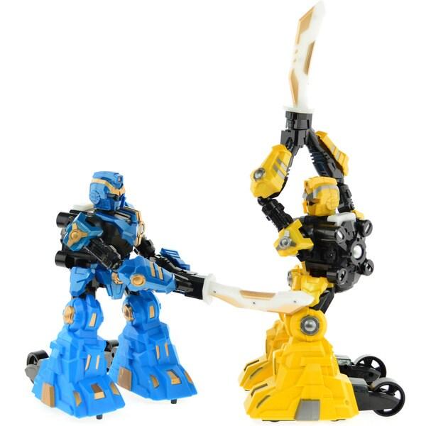 CIS-3888-1YB 9-inch Sword Robots