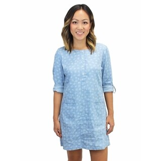 Relished Women's Riley Long Sleeve Dress