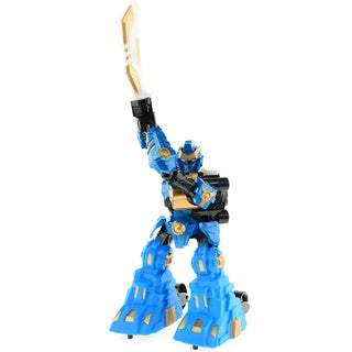 CIS-3888-1B 9-inch Blue Sword Robot