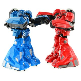 CIS-3888RB Red and Blue Fighting Robots
