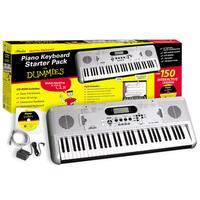 Piano For Dummies 61-Key Keyboard Starter Pack