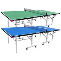 Butterfly Easifold Indoor/Outdoor Table Tennis Table with Net Set - 3 Year Warranty - 10 Minute Assembly - Great Bounce