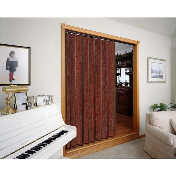 Spectrum Woodshire Mahogany Folding Door (36x80) - Free Shipping ...