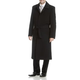 Blu Martini Men's Full Length Top Coat