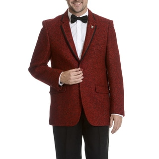 Stacy Adams Men's Boucle Sportcoat