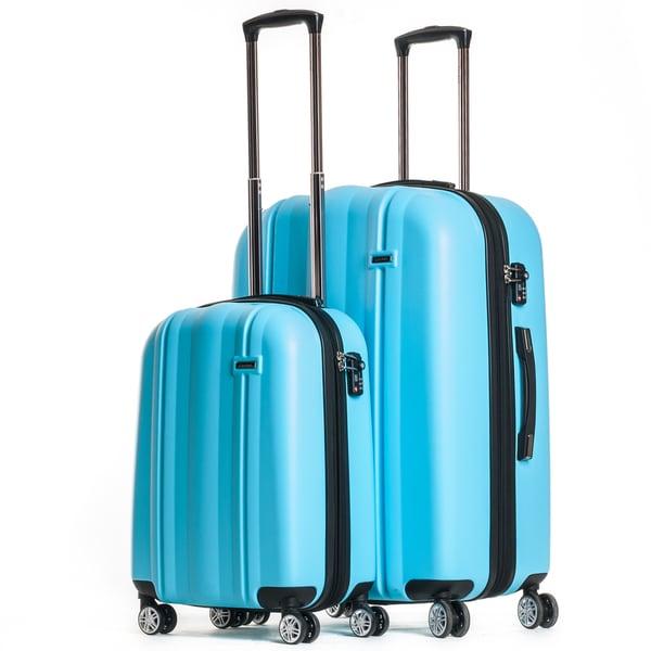 7d1954acb Shop CalPak 'Winton' 2-piece Hardside Expandable Spinner Luggage Set ...
