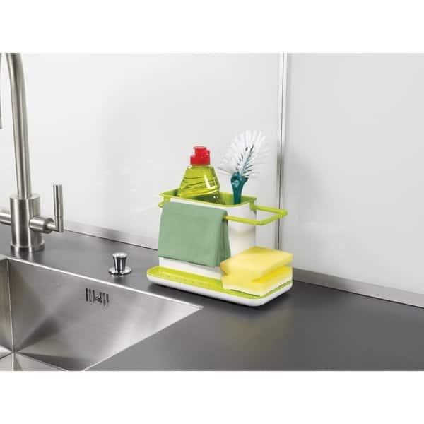 Shop Joseph Joseph Dark Grey Sink Caddy/ Kitchen Soap ...