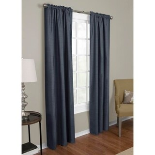 Link to Maytex Josephine Faux Silk Thermal Shield Panel Pair - 40 x 84 - 40 x 84 Similar Items in Window Treatments