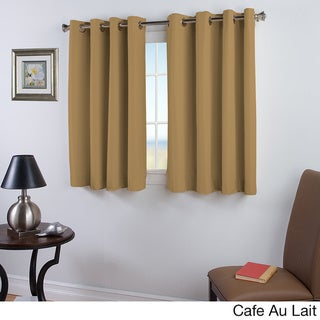 """Elegance 45 inch Length Grommet Insulated Panel with Attachable Wand - 54""""w x 45""""l"""