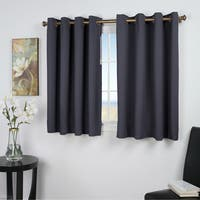 Ultimate Blackout 54-inch wide, 45-inch length Grommet Curtain Panel