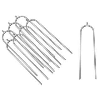 Upper Bounce Trampoline Wind Guard Anchors (Set of 8)