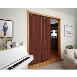 Spectrum Woodshire Mahogany Folding Door (48x80)