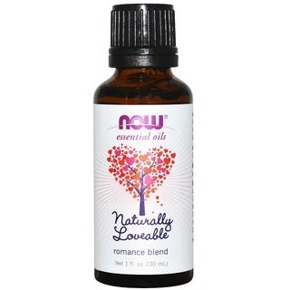 Now Foods Naturally Loveable Romance 1-ounce Essential Oil Blend