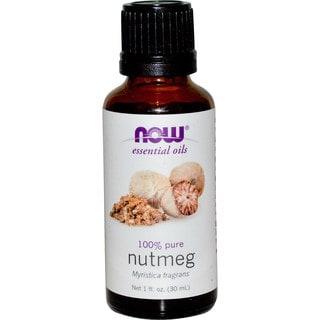 Now Foods Nutmeg 1-ounce Essential Oil