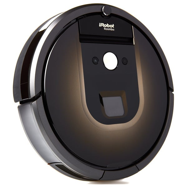 Shop Irobot Roomba 980 Vacuum Cleaning Robot Free