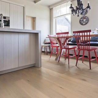Solidfloor Calista Oak Rustic Plywood White Oiled Engineered Hardwood Plank