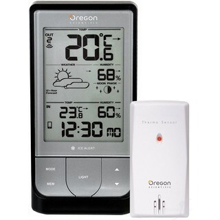 Oregon Scientific Weather@Home Bluetooth-enabled Weather Station