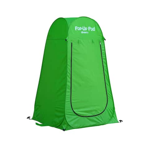 GigaTent Portable Pop Up Changing room Green