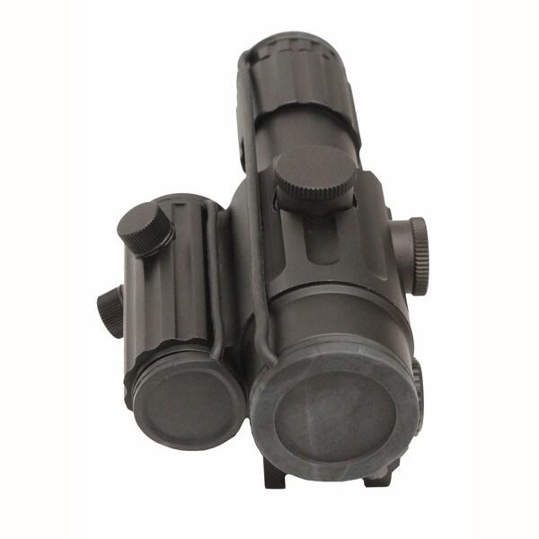 NcStar Duo Series 4X34 Scope/Green Dot Reflx Sight