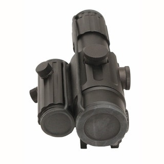 NcStar Duo Series 4X34 Scope/Green Dot Reflx Sight