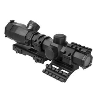 NcStar Octagon Scope 1.1-4X20/P4 Sniper/Green Lens