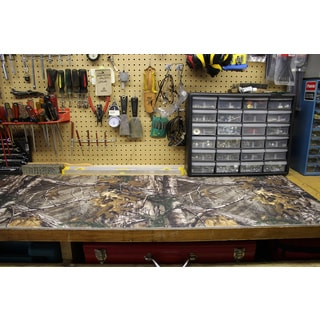 Camouflage Work Bench Mat