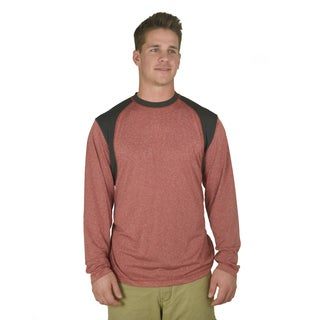 Stanley Men's Long-Sleeve Crew Neck T-Shirt