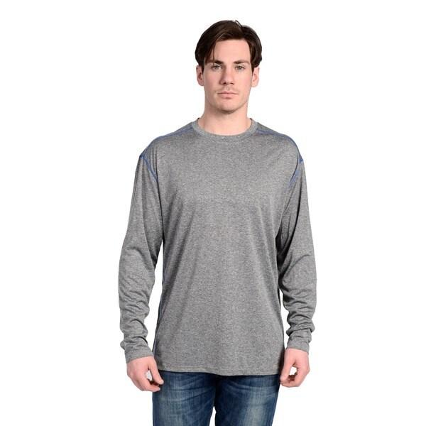 6009dac82c3f Shop Stanley Men's 100-Percent Cotton Long-Sleeve Crew Neck T-Shirt ...