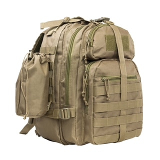 NcStar Small Backpack/Mono Strap Tan