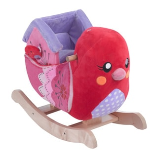 Sweetie Bird Plush Rocker