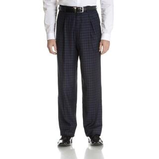 Blu Martini Men's Plaid Dress Pant|https://ak1.ostkcdn.com/images/products/10813366/P17858184.jpg?_ostk_perf_=percv&impolicy=medium