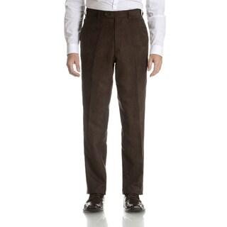 Blu Martini Men's Micro-Polysuede Dress Pant