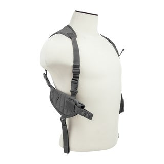 NcStar Ambidextrous Horizontal Shoulder Holster Gray