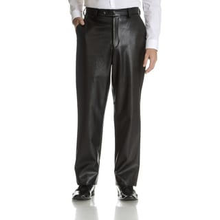 Blu Martini Men's Vegan Leather Pant
