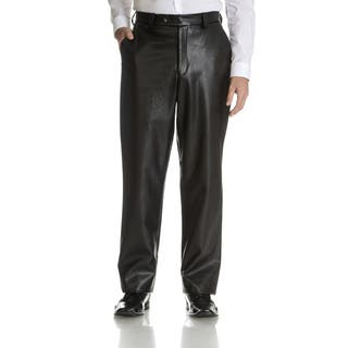 Blu Martini Men's Vegan Leather Pant|https://ak1.ostkcdn.com/images/products/10813407/P17858411.jpg?impolicy=medium
