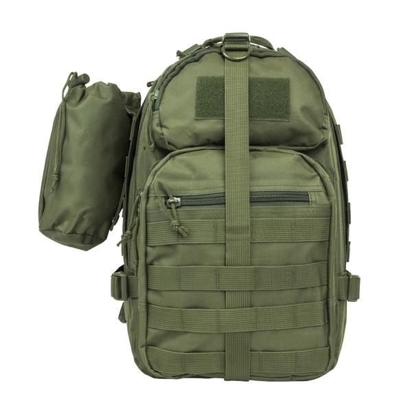 NcStar Small Backpack/Bottle Holder Green