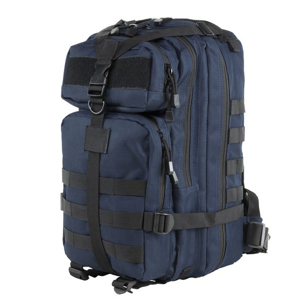 NcStar Small Backpack Blue w/Black Trim