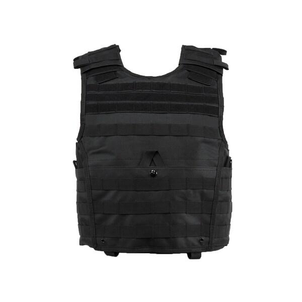 NcStar Vism Expert Plate Carrier Vest Black