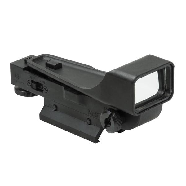 NcStar Aluminum Dot Sight/Red/Gen II Black