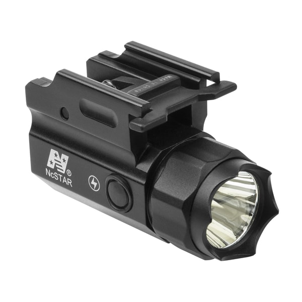 NcStar Pistol & Rifle 1W Led Flashlight/QR/Compact