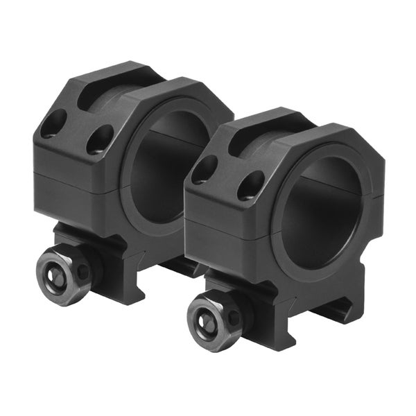 """NcStar 30mm Tactical Rings .9"""" Height"""