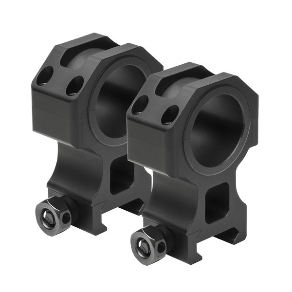 NcStar 30mm Tactical Rings 1.5-inch Height