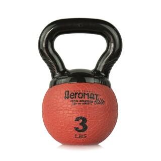 AeroMat Elite Mini Kettlebell Medicine Balls