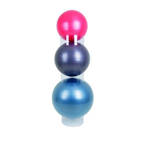 AeroMat Fitness Ball Stackers (set of 3)