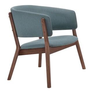 Chapel Lounge Chair Blue (Set of 2)