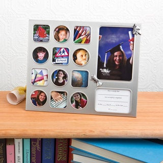 School Days Collage Frame